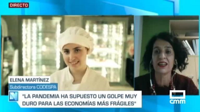 Entrevista a Elena Martínez. CODESPA
