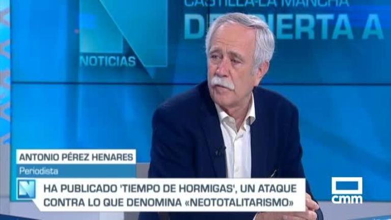 Entrevista a Antonio Pérez Henares