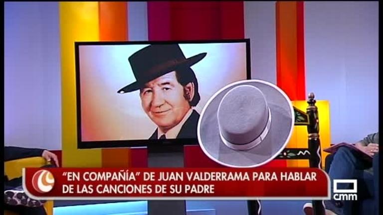 Recordamos la figura de Juanito Valderrama con su hijo Juan Valderrama