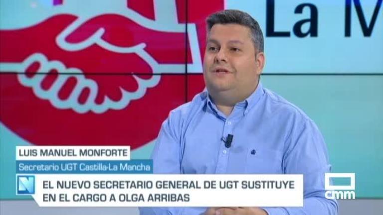 Entrevista a Luis Manuel Monforte