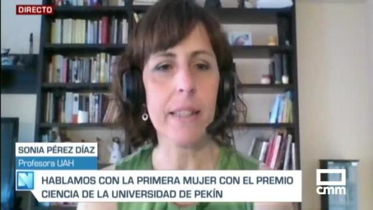 Entrevista a Sonia Pérez