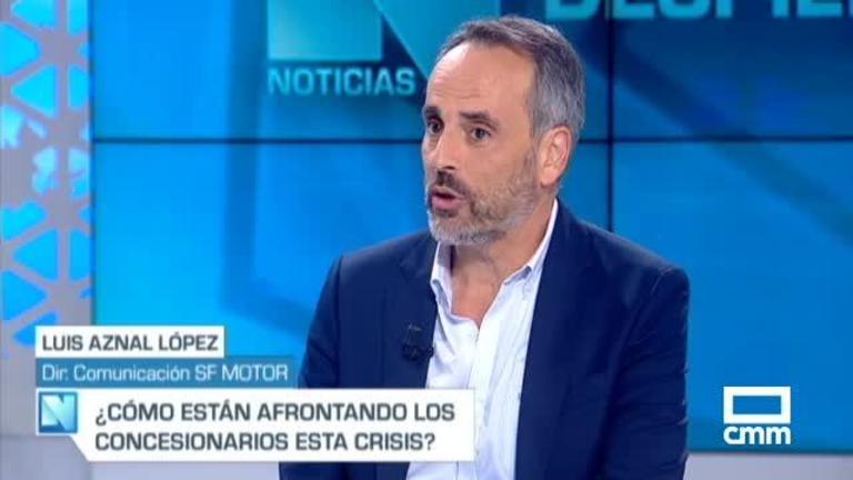 Entrevista a Luis Aznal