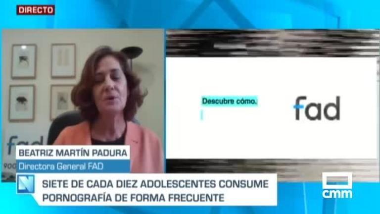Entrevista a Beatriz Martín Padura