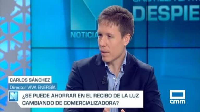 Entrevista a Carlos Sánchez