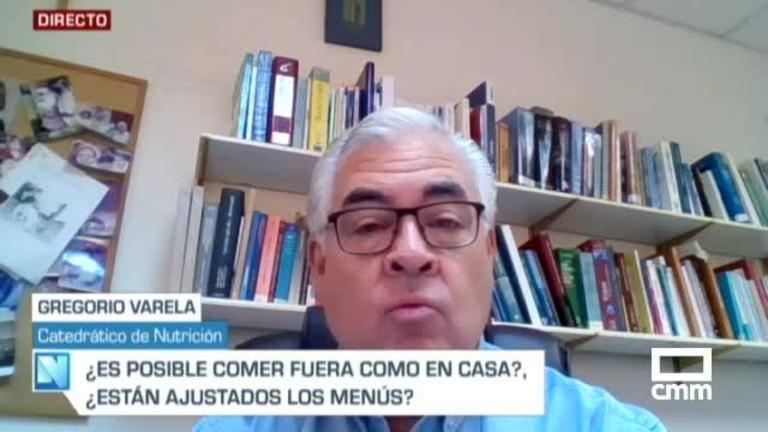 Entrevista a Gregorio Varela