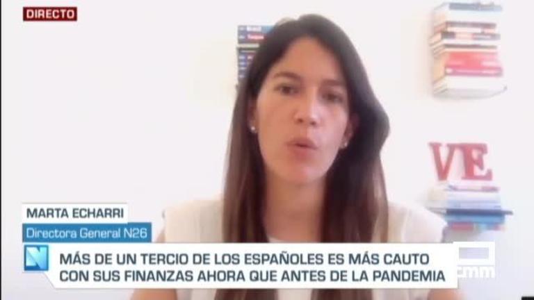 Entrevista a Marta Echarri