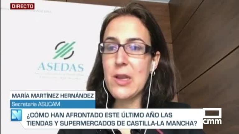 Entrevista a María Martínez