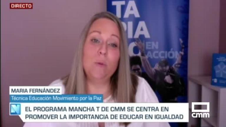Entrevista a María Fernández