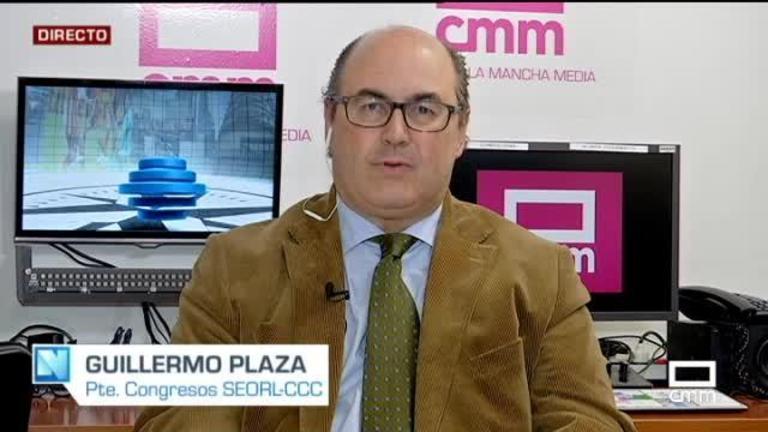 Entrevista a Guillermo Plaza