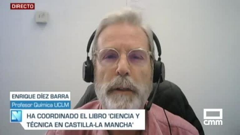 Entrevista a Enrique Díez Barra