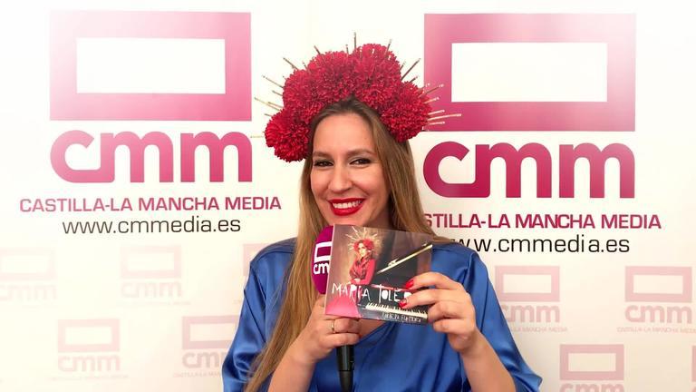 'Ranchera Flamenca', el nuevo disco de María Toledo