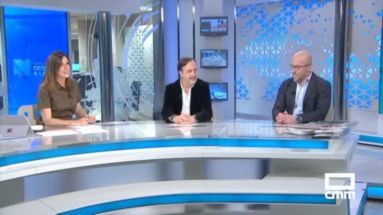 Entrevista a Francisco García y Luis Durán