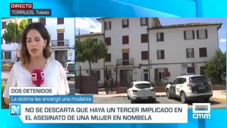 Investigan a una tercera persona por el homicidio de una mujer en Nombela (Toledo)