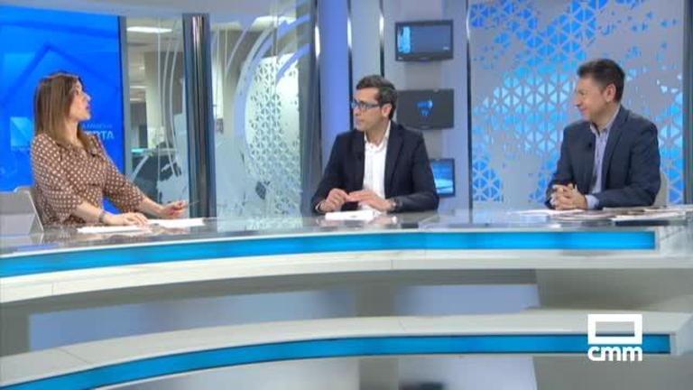 Entrevista a Eduardo Sánchez-Butragueño y a Julián Cano