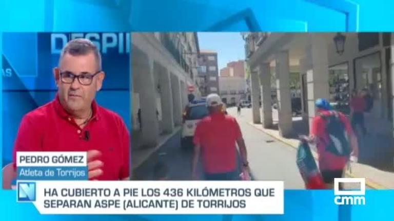 Entrevista a Pedro Gómez