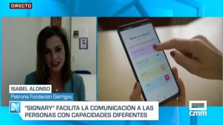 Entrevista Isabel Alonso