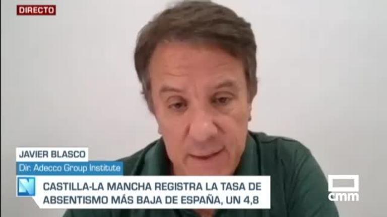 Entrevista a Javier Blasco