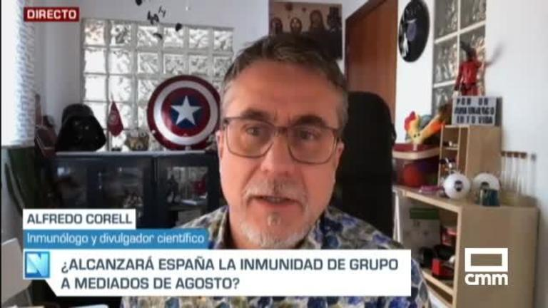 Entrevista a Alfredo Corell