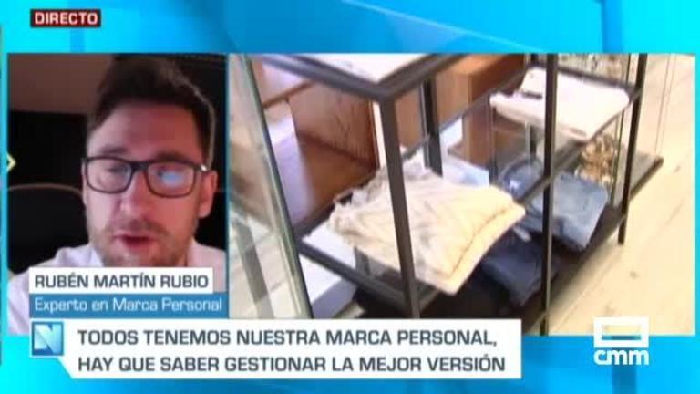 Entrevista a Rubén Martín