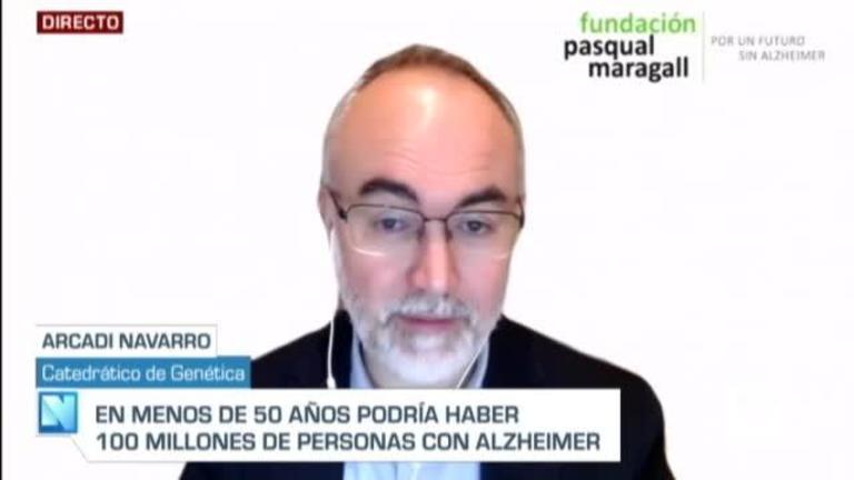 Entrevista a Arcadi Navarro