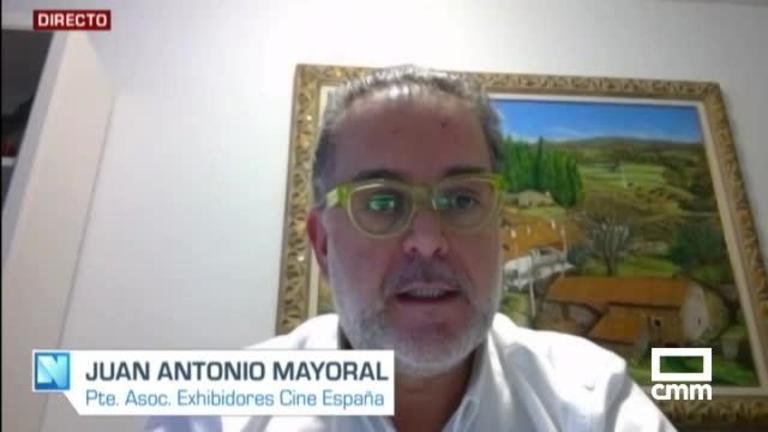 Entrevista a Juan Antonio Mayoral