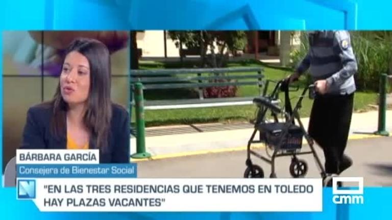 Entrevista a Bárbara García