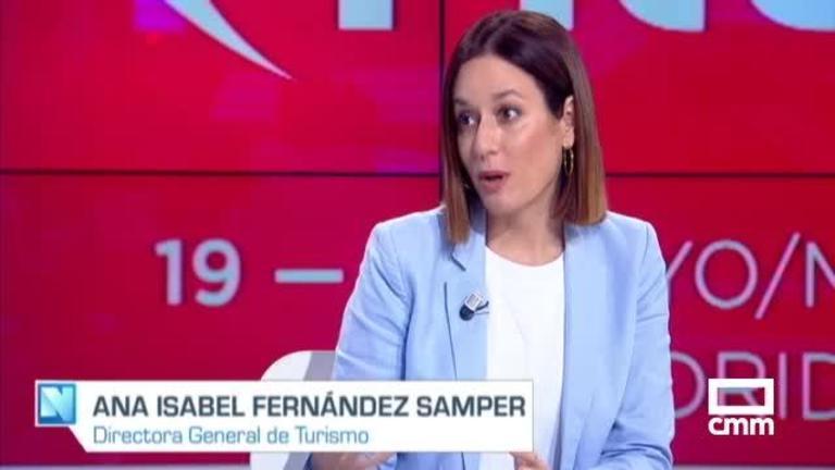 Entrevista a Ana Isabel Fernández Samper
