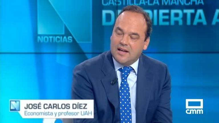 Entrevista a José Carlos Díez en CLM Despierta