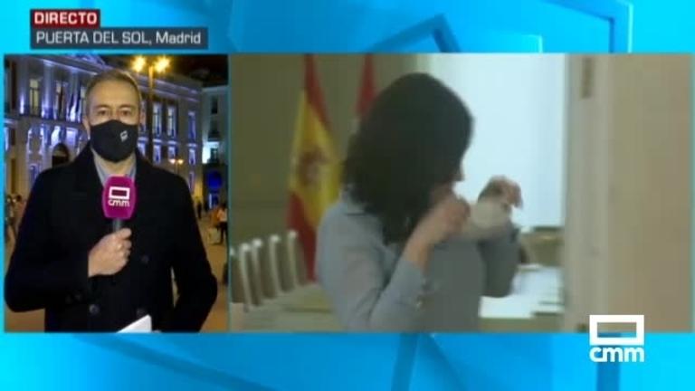 Isabel Díaz Ayuso convoca elecciones anticipadas en la Comunidad de Madrid: sigue las reacciones, minuto a minuto