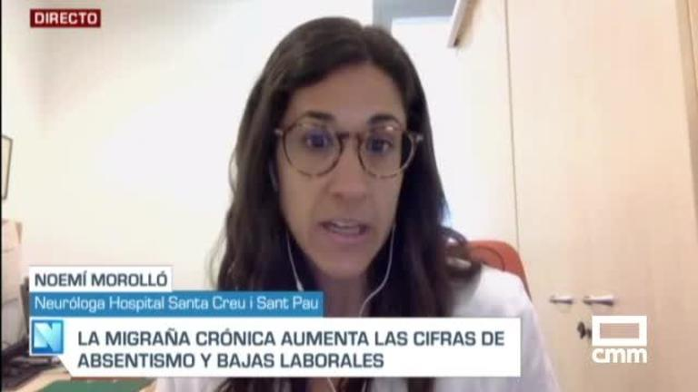 Entrevista a Noemí Morolló
