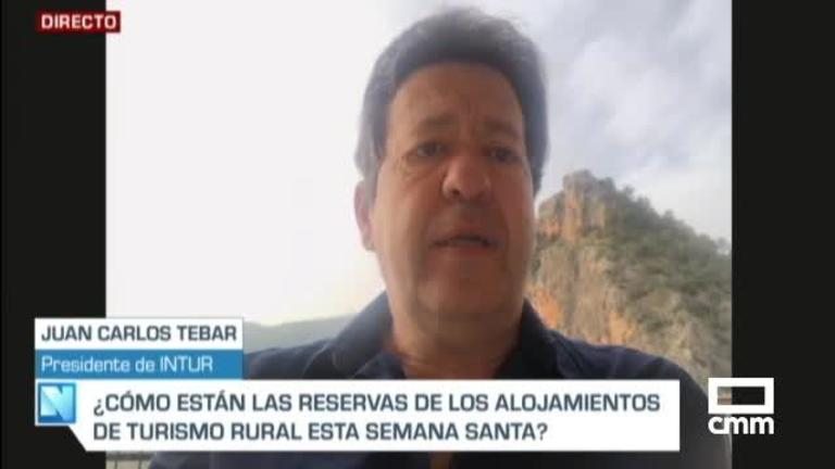 Entrevista a Juan Carlos Tebar