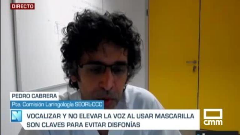Entrevista a Pedro Cabrera