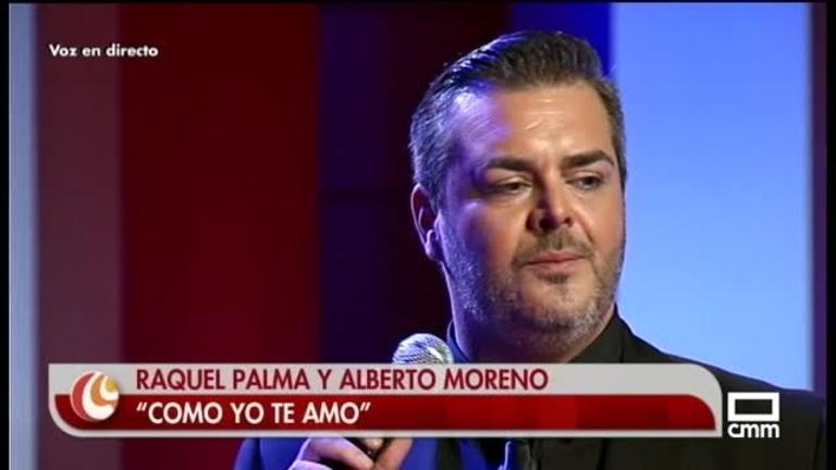 Raquel Palma y Alberto Moreno