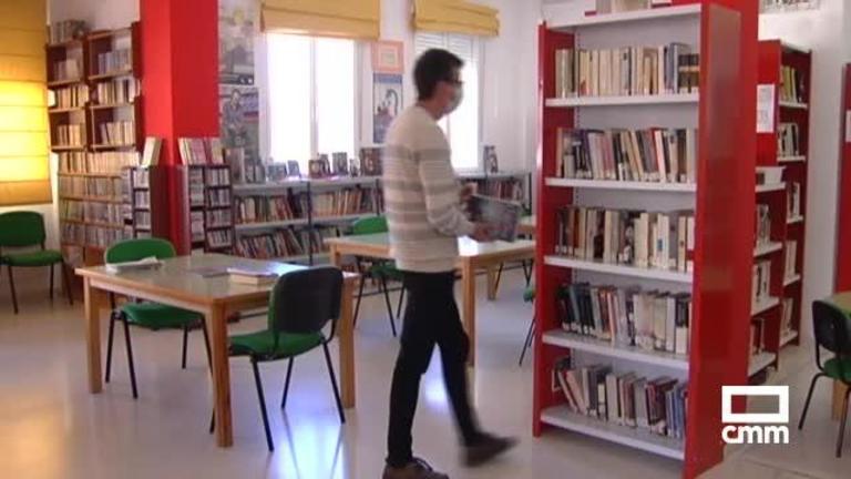 ¿Por qué la biblioteca de Villar de Olalla (Cuenca) está entre las diez mejores de España?