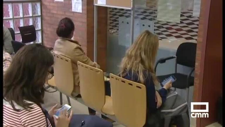 El paro en Castilla-la Mancha sube en 2785 personas en febrero, un 1,45 % más