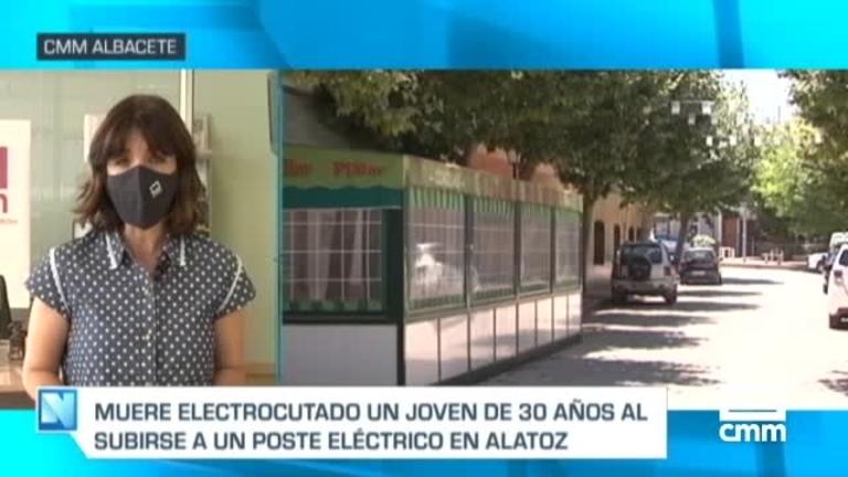 Fallece en un hombre de 30 años electrocutado en Alatoz (Albacete)