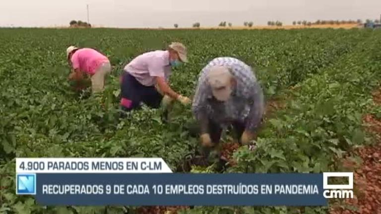 Cinco noticias de Castilla-La Mancha, 29 de julio de 2021