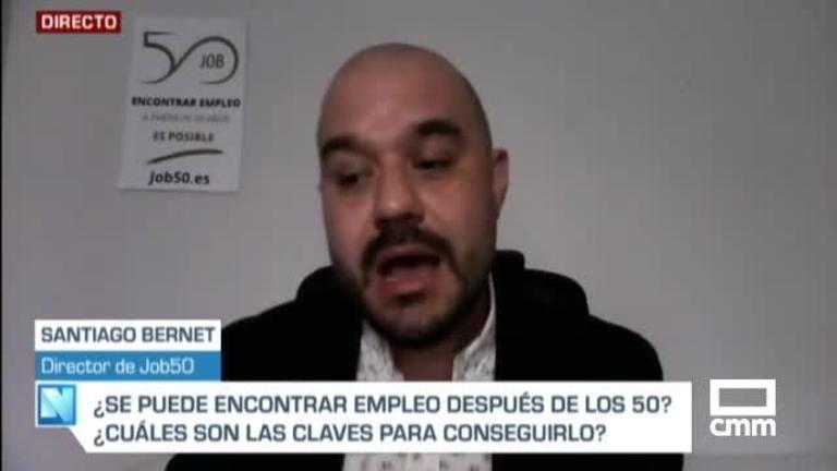 Entrevista a Santiago Bernet