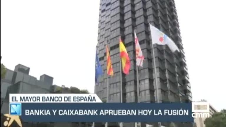 Bankia y Caixabank, así será el mayor banco de España