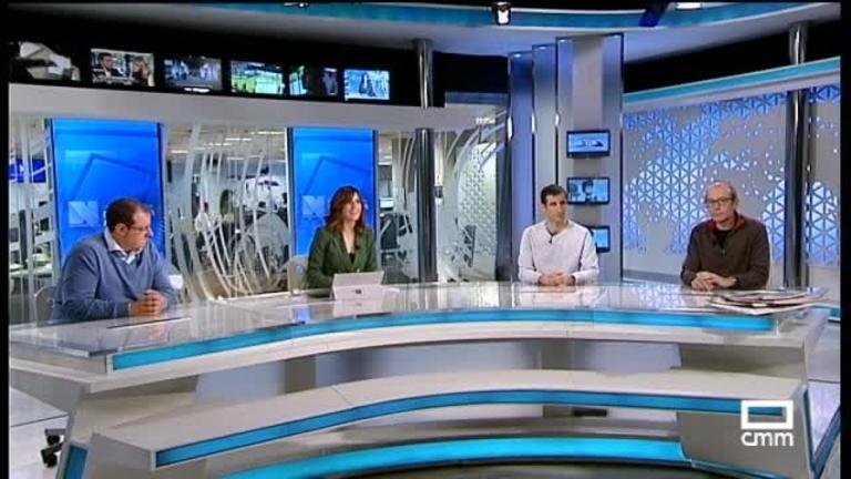 Entrevista a Daniel García Ovejero, Eduardo Molina y Ángel Arevalo