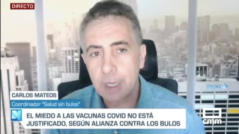 Entrevista a Carlos Mateos
