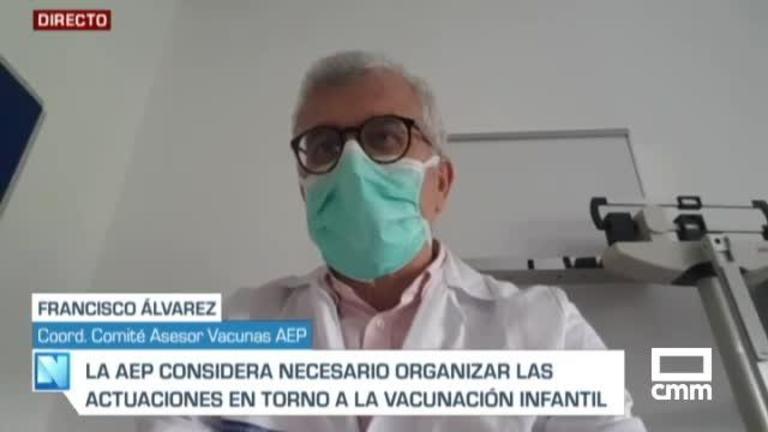 Entrevista a Francisco Alvárez
