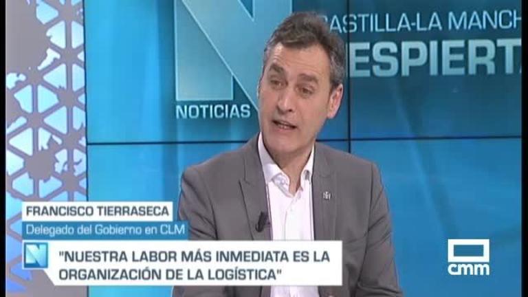 Entrevista a Francisco Tierraseca