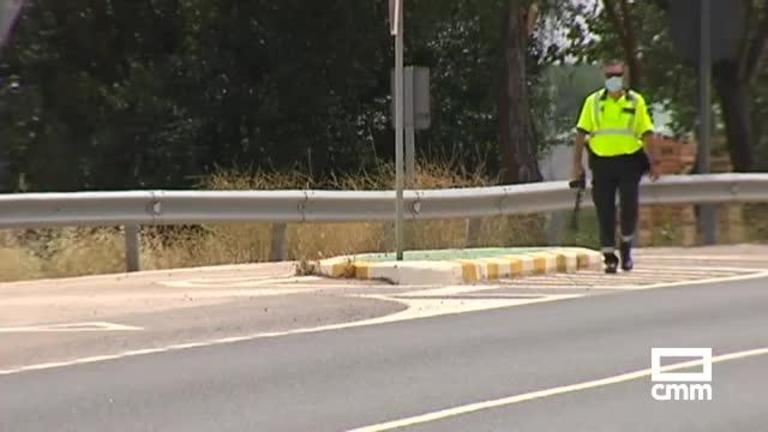 Un ciclista muere tras ser atropellado en El Provencio (Cuenca)
