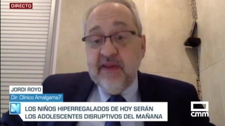 Entrevista a Jordi Royo
