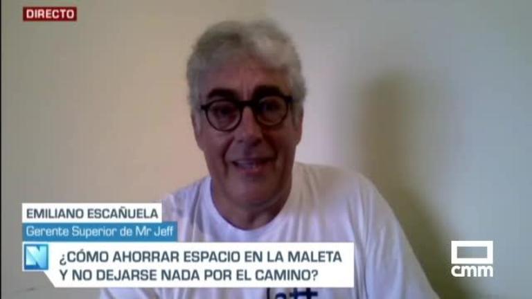 Entrevista a Emiliano Escañuela