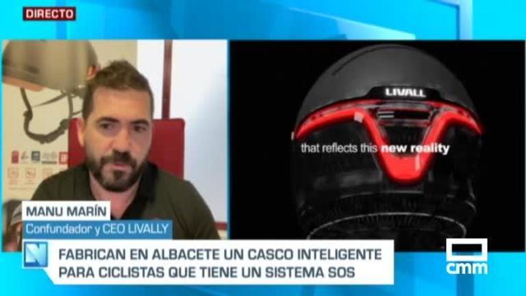 Entrevista a Manu Marín