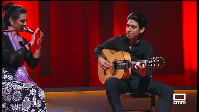 María López, primera castellanomanchega con un grado de Flamenco