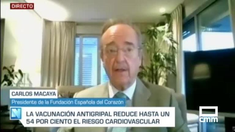 Entrevista a Carlos Macaya