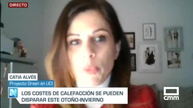 Entrevista a Catia Alvés